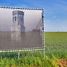 A tower in the polder by Adri  Padmos