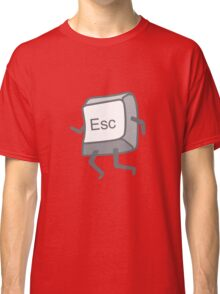 Esc Button - Escaping Classic T-Shirt
