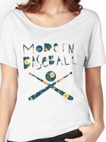 Modern Baseball Logo Women's Relaxed Fit T-Shirt