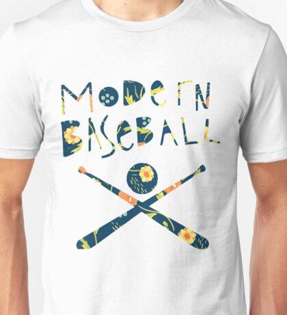 Modern Baseball Logo Unisex T-Shirt