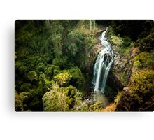 Waterfall Queen Mary Canvas Print