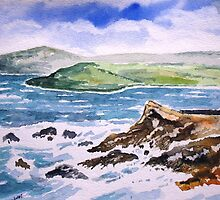 Seascape by Ivor