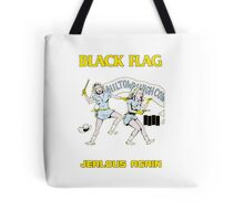 Black Flag - Jealous Again Tote Bag