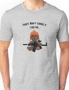 Cuddly Jayne - different font Unisex T-Shirt