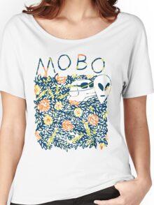 Modern Baseball Dog logo Women's Relaxed Fit T-Shirt