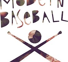 Modern Baseball Bats by Luke Martin