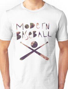 Modern Baseball Bats Unisex T-Shirt