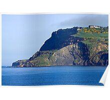 Ravenscar Cliffs Poster