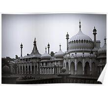 The Brighton Royal Pavillion Poster
