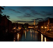 Norwich Riverside Photographic Print