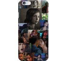 Ellie Collage iPhone Case/Skin
