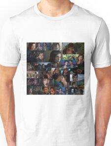 Ellie Collage Unisex T-Shirt