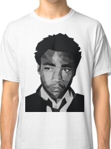 Childish Gambino Vector Classic T-Shirt