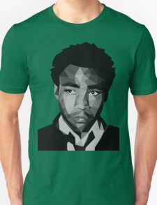 Childish Gambino Vector Unisex T-Shirt