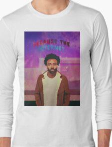 Acid Rap / Because The Internet Long Sleeve T-Shirt