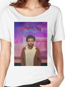 Acid Rap / Because The Internet Women's Relaxed Fit T-Shirt