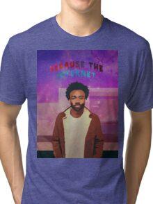 Acid Rap / Because The Internet Tri-blend T-Shirt