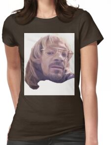 Snoop dogg Todd Womens Fitted T-Shirt
