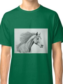 """Spirit of the Sands"" - Arabian horse Classic T-Shirt"