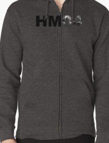 HM04 - Strength Zipped Hoodie