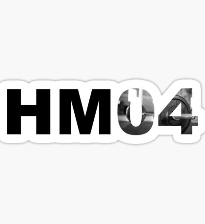 HM04 - Strength Sticker