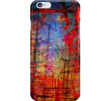the city 34 iPhone Case/Skin