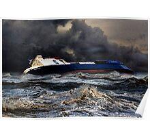 Riverdance's Last Voyage Poster