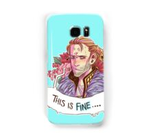 This just. Fine. Really. Samsung Galaxy Case/Skin