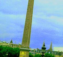 The Obelisk by Rusty  Gladdish