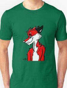 Fuse the Wolf Unisex T-Shirt