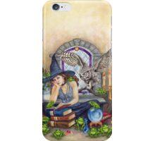 Magick Happens iPhone Case/Skin