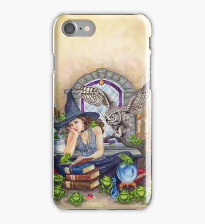 Magick Happens iPhone Case/Skin