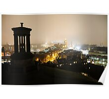 From Calton Hill Poster