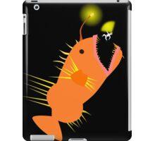 Space Anglerfish iPad Case/Skin