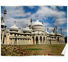 Royal Pavilion, Brighton Poster