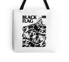 Black Flag - Six Pack Tote Bag