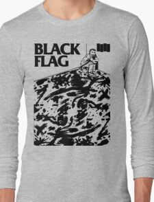 Black Flag - Six Pack Long Sleeve T-Shirt
