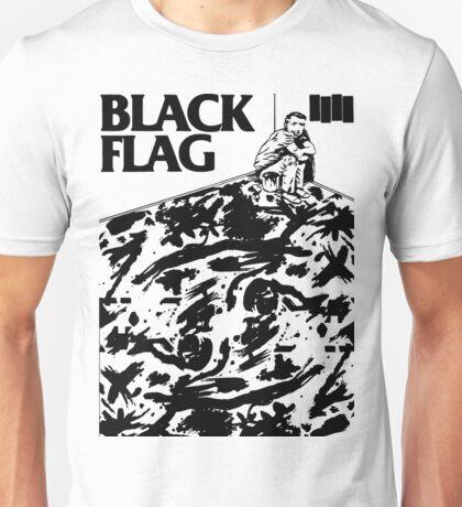 Black Flag - Six Pack Unisex T-Shirt