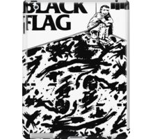Black Flag - Six Pack iPad Case/Skin