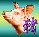 Year of the Pig by Sheryl Unwin