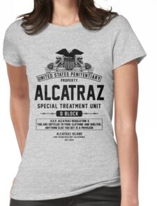 ALCATRAZ S.T.U. Womens Fitted T-Shirt