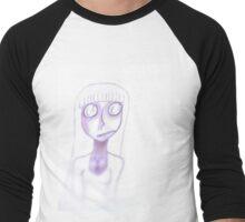 Ghost Girl Men's Baseball ¾ T-Shirt