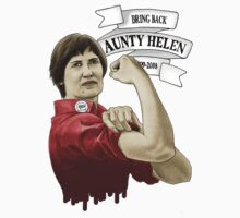 Bring Back Aunty Helen One Piece - Short Sleeve