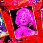 Marilyn  by Regina Brandt