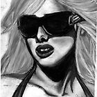 Myself Thru my Own Shades by Nikki Portanova