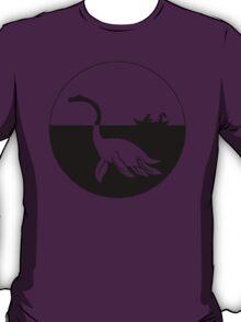Nessy (Loch Ness Monster) Logo T-Shirt