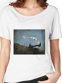 Wings of winter Women's Relaxed Fit T-Shirt
