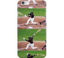 Joe Panik's Swing iPhone Case/Skin