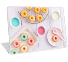 Mini bundt cakes Laptop Skin