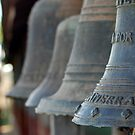 Bells III - Santiago, Bolivia by Jason Weigner